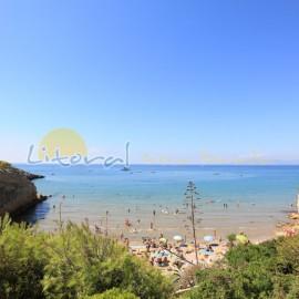 Vista de la Cala Penya Tallada