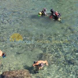 Playa Cala LLobeta en Ametlla de Mar