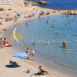 Playa en Ametlla de Mar
