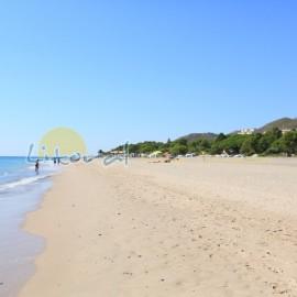 Playa del Arenal en Hospitalet de l'Infant