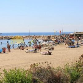 Playa El Dorado en Cambrils